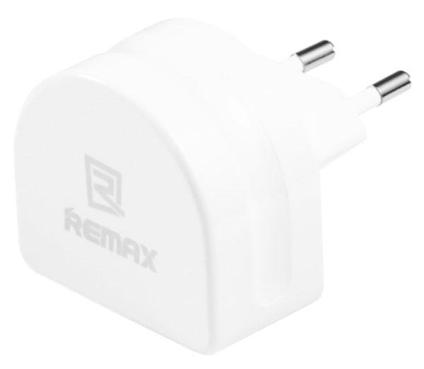 зарядное устройство Remax RMT7188 Charger Moon 2 USB 2,1A white