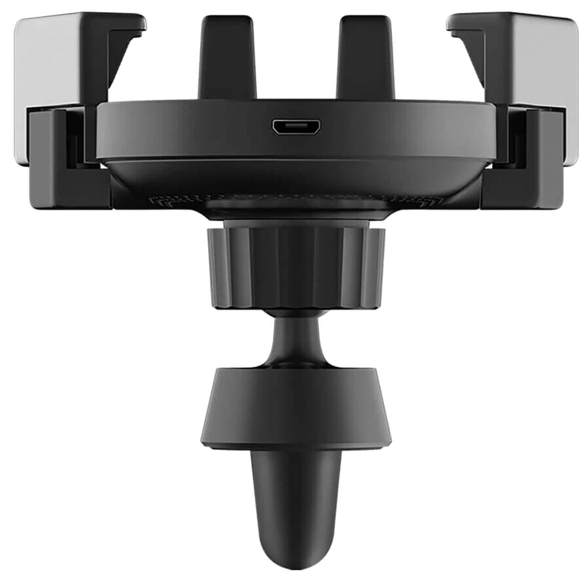 держатель с беспроводной зарядкой ZMI Car Wireless Charging Bracket 20W WCJ10 black