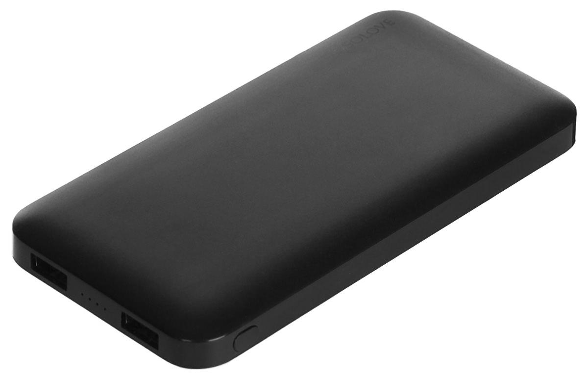 внешний аккумулятор Xiaomi SOLOVE PowerBank 001M 10000mAh black