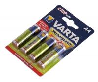 аккумулятор Varta 2100 mAh R6/AA Ready2Use-4BL