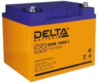 необслуживаемый SLA аккумулятор Delta DTM 1240 L