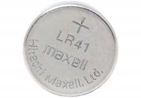 батарейка Maxell LR41-10BL