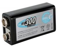 аккумулятор Ansmann 300 mAh 6F22/Крона-SR1