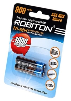 аккумулятор Robiton 900 mAh R03/AAA-2BL