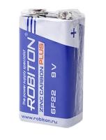 батарейка Robiton 6F22/Крона PLUS-SR1