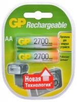 аккумулятор GP 2700 mAh R6/AA-2BL