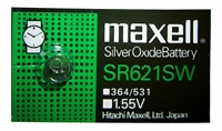 батарейка Maxell SR-621SW-1BL