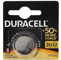 батарейка Duracell CR2032-5BL