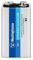 батарейка 9В Westinghouse 6LR61/Крона Dynamo Alkaline-BP1