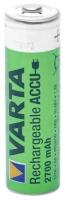 аккумулятор Varta 2700 mAh R6/AA-4BL