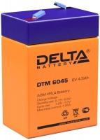 аккумулятор для электромобиля Delta DTM 6045