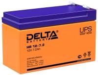 аккумулятор для ИБП Delta HR 12-7.2