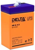 аккумулятор для UPS Delta HR 6-4.5