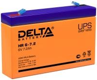 аккумулятор для UPS Delta HR 6-7.2