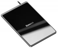 беспроводная зарядка для телефона Baseus Card Ultra-thin Wireless Charger 15W (with USB cable 1m)
