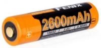 аккумулятор Fenix ARB-L18 18650 Li-Ion 2600mAh, защищенный
