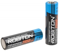 аккумулятор Robiton 2850 mAh R6/AA-2BL