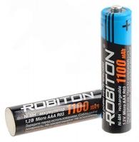 аккумулятор Robiton 1100 mAh R03/AAA-2BL